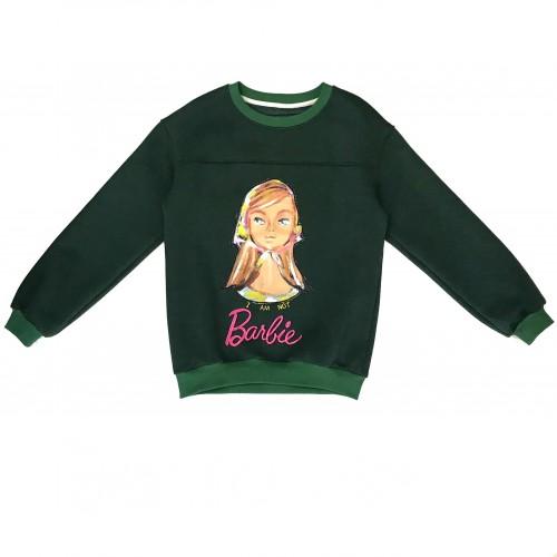 Свитшот Barbie (утепленный)